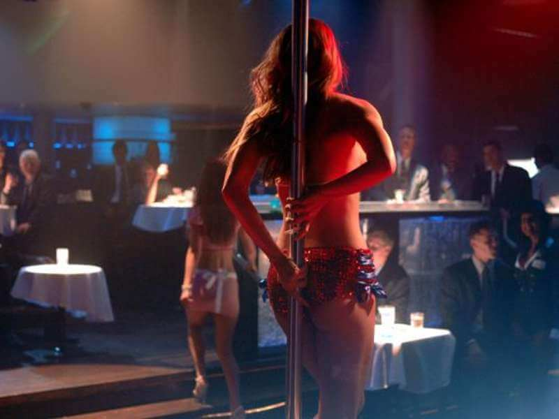 Tipping The Strippers